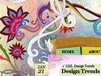 10 основных трендов в веб-дизайне в 2010 году по версии Web Designer Wall