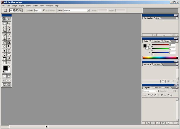 Программа Adobe Photoshop: эволюция версий за последние 20 лет