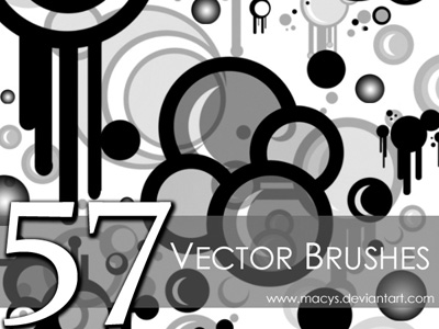 Скачать Vector Brushes