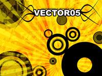 Скачать 16 наборов векторных кистей с изображениями различных кругов и звезд