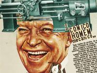 Винтажные предеметы и образы на потрясающих ретро постерах Andre Bergamin