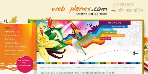 Перейти на Webplanex