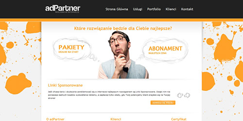 Перейти на Adpartner