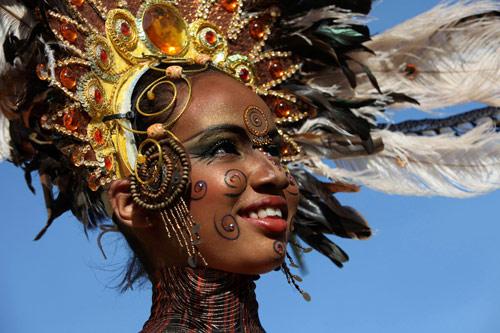 39 больших фотографий с Карнавала 2010
