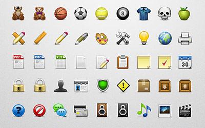 Скачать PixeloPhilia 32PX Icon Set