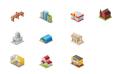 Скачать Large Home Icons by Aha-Soft