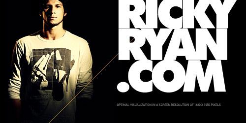 Перейти на Ricky ryan