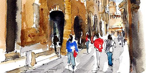 Перейти на Via San Romano