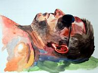 Замечательные акварельные рисунки кисти современных художников
