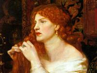 Романтизм средневековья и чувственный эротизм красоты на картинах Россетти