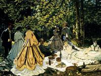 Эфемерный и ускользающий мир на полотнах импрессиониста Клода Моне