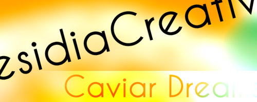 Caviar dreams bold