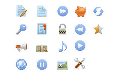 Скачать Basic 2 Icons