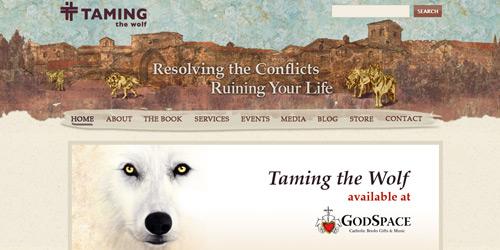 Перейти на Tamingthewolf