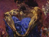 Загадочное мерцание сине-лилового сумрака на картинах Михаила Врубеля