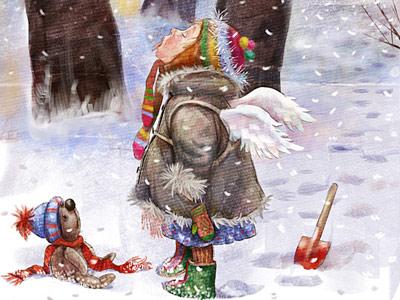 Пузыренко Марина Рождественский ангел