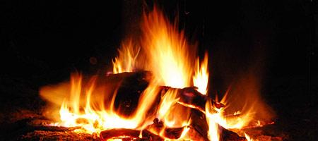 Скачать Текстуру огня 10