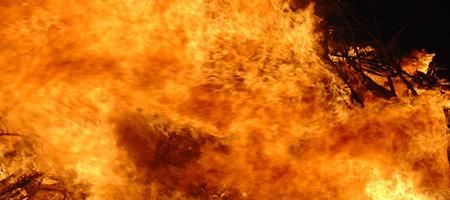 Скачать Текстуру огня 15