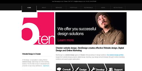 Перейти на 5ten design