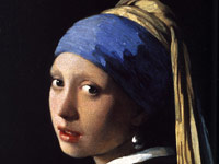 Ян Вермеер, непревзойденный мастер бытовой живописи, мыслящий цветом
