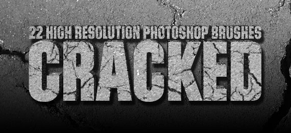 Скачать 22 Cracked Photoshop Brushes