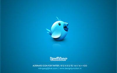 Скачать Twitter Bird
