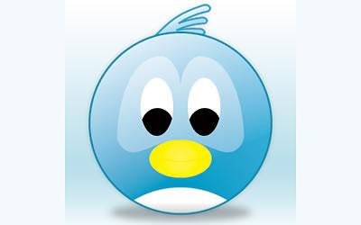 Скачать Twitter Icon