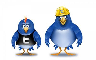 Скачать Twitter Icons with Attitude