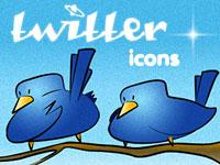 Скачать бесплатно 35 наборов замечательных иконок для Твиттера
