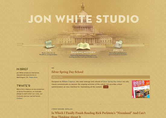 Перейти на Jon white studio