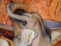 Богемные сюжеты и городские зарисовки в исполнении Эдгара Дега