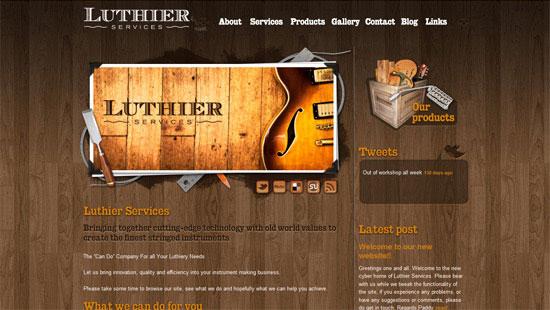 Перейти на Luthier Services