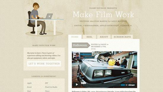 Перейти на Make Film Work