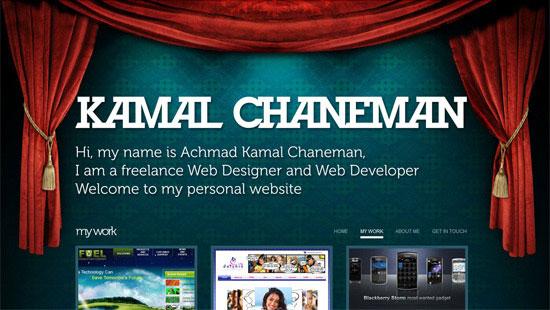 Перейти на Kamal Chaneman