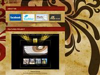 24 отличных примера удачного использования текстур в дизайне сайтов