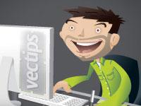 Интервью с Ryan Putnam, дизайнером, иллюстратором, автором блога Vectips.com