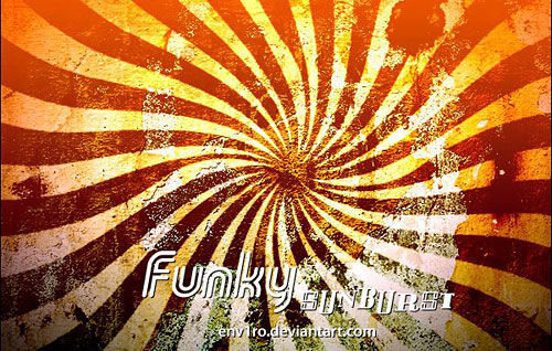 Скачать FunkySUNBURST by ~env1ro