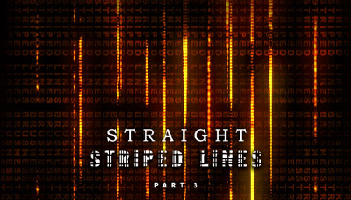 Скачать Straight Striped Lines Part.3 by ~DieheArt