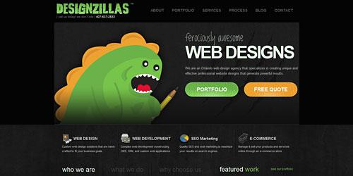 Перейти на Designzillas