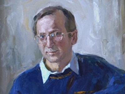 Кропачева Светлана. Портрет отца