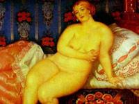 Сытая купеческая Россия и провинциальный быт на картинах Кустодиева