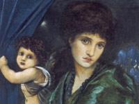 Красота и таинственность древних преданий в исполнении Эдварда Берн-Джонса