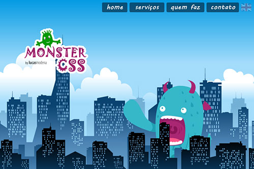 Перейти на Monstercss