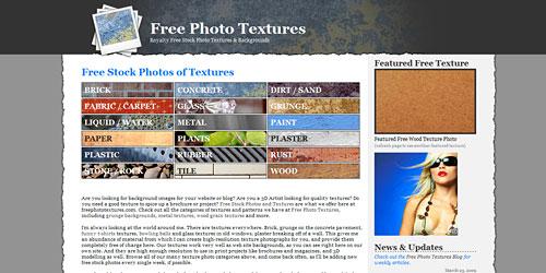 Перейти на Free Photo Textures
