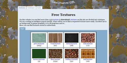 Перейти на Textures