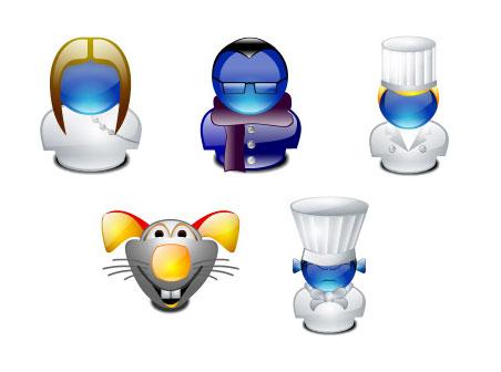 Скачать Ratatouille Lumina Style Icons