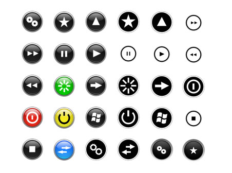 Скачать I Like Buttons Icons