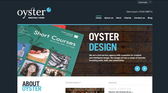 Перейти на Oyster Design
