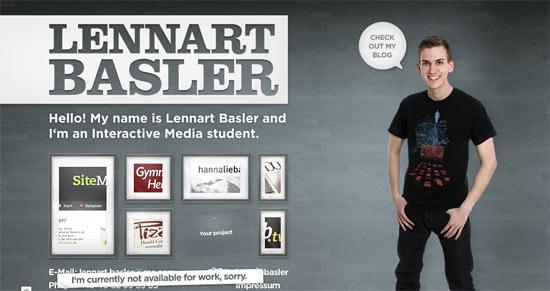 Перейти на Lennartbasler