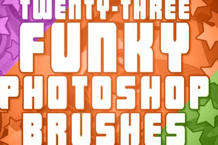 Скачать Funky Brushes